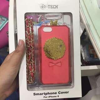 上海迪士尼iphone6/iphone6s米妮手機殼