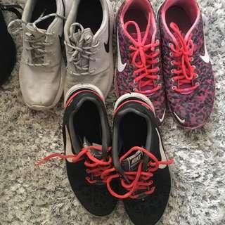 Free Women's Nikes