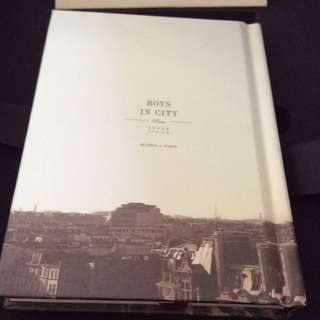 Super Junior Boys In The City Paris Diary
