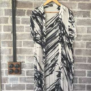 Kimono/overlay One Size