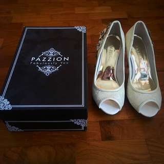 Pazzion Floral Shoes
