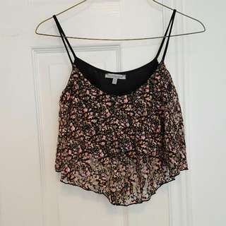 Charette Russe Crop Top