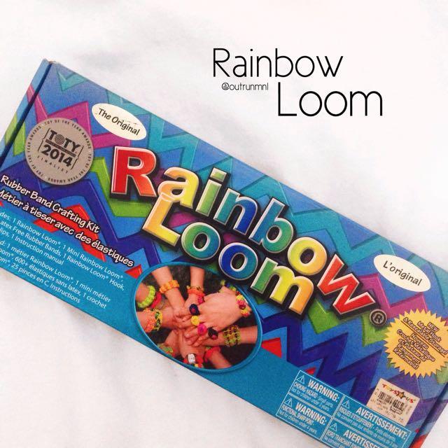 100% Original Rainbow Loom