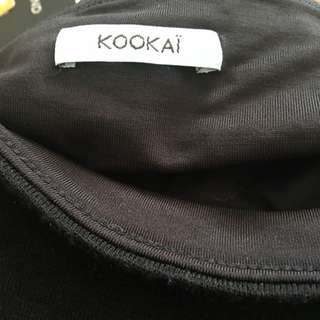 Kookai One size Knit Skirt