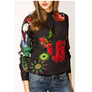 DESIGUAL One of a Kind Top (EUR 36 Small)
