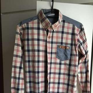 Long Sleeve Shirt From Korea