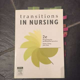 Transitions In Nursing 2nd Edition