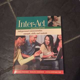 Inter-Act 11th Edition