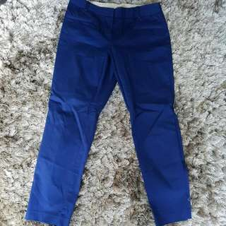 COUNTRY ROAD BLUE TROUSERS