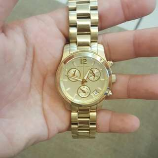 陶瓷錶可換 正品Michael Kors 5384