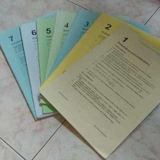 HCI H2 Math Statistics Note +tutorial (All Topics)
