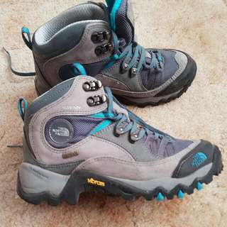 Genuine North Face Gore-tex Hiking Boots