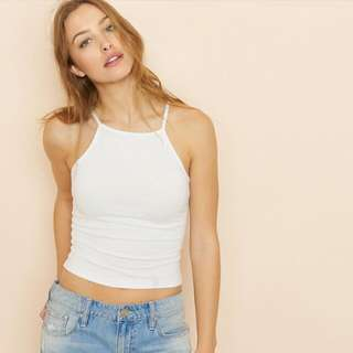 Garage High Neck Cami