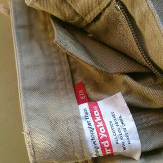 Men Hard Yakka Pants