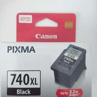 Canon Pixma Ink Cartridge 740XL