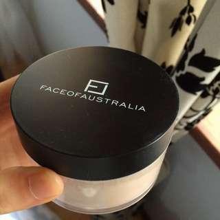 Face of Australia Translucent Setting powder
