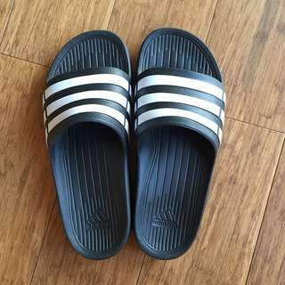 Adidas Slip On's / Slippers