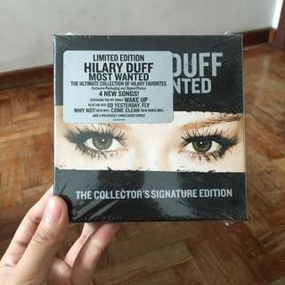 Hilary Duff Most Wanted CD
