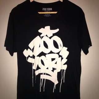 Zoo York Graffiti Tee