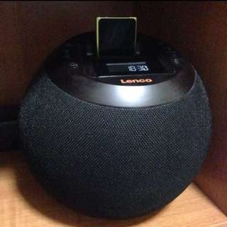 LENCO Bluetooth Speaker