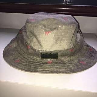 Crooks & Castles Khaki Bucket Hat