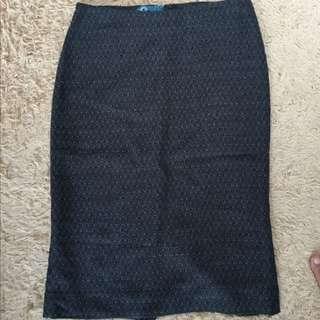 Skirt / Rok Kantor, By Isaac Mirzshi For Target
