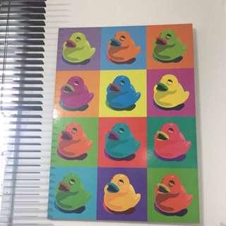 Duck Pop Art Decoration
