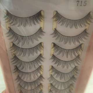 2 Boxes Faux Fake Eyelash