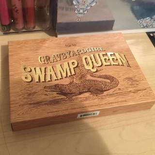 On Hold - Limited Edition - Swamp Queen Palette