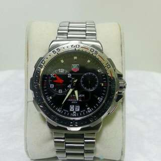 (RESERVED)TAG HEUER F1 ALARM - WAH111C