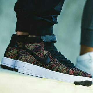 finest selection a71ca fb44c Nike Air Force 1 Ultra Flyknit Mid