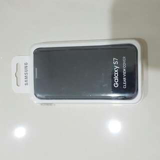 BN ORIGINAL SAMSUNG S7 CLEAR VIEW COVER
