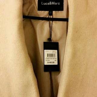 Brand New Lyca & Marc Coat
