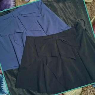 2× Ladies Size 10 skorts