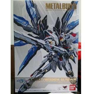 WTS Metal Build Strike Freedom Gundam (Japan Ver)