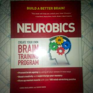 Brain Training Book