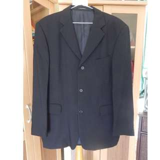 OLIVER CONRAD black men's jacket