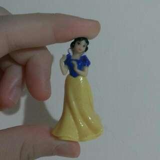 🚚 健達出奇蛋 迪士尼 白雪公主 公仔