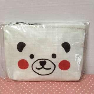 白熊君Shirokumakun小零錢包/小物收納包