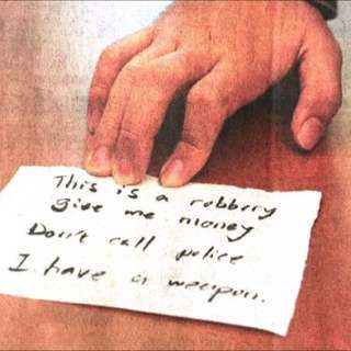 Customise Cheque