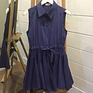 Top (Or As A Mini Dress)