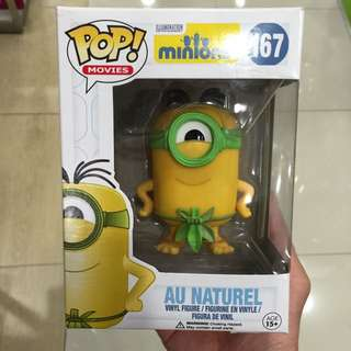 GiveAway POP! Movies Vinyl Figure: Minions