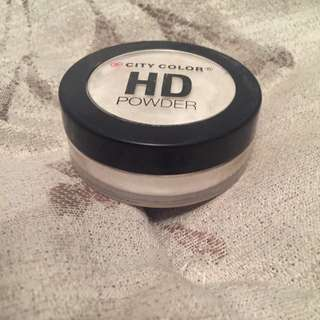 HD City Colour Powder
