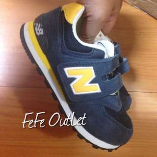 特價!NB574 童鞋 海軍藍