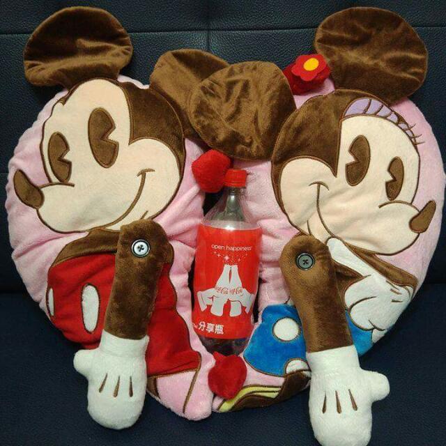 迪士尼抱枕