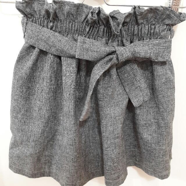 花苞 褲裙