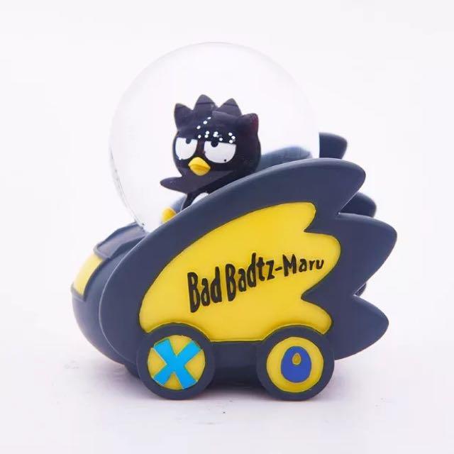 酷企鵝賽車 水晶球 音樂盒