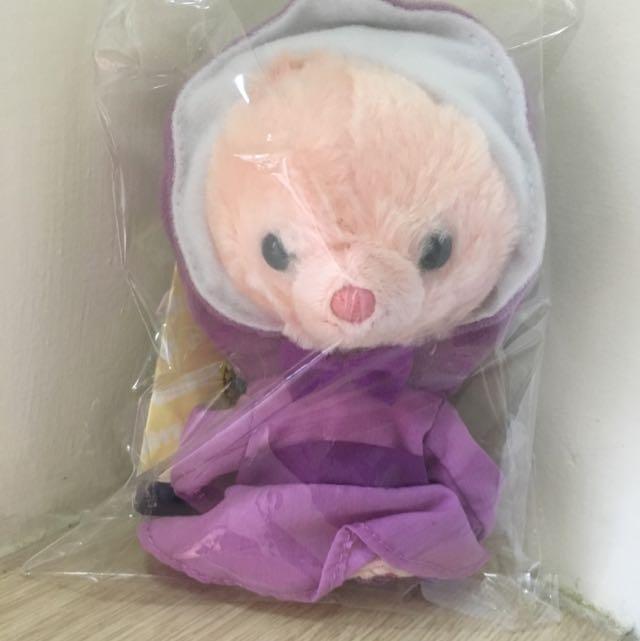 日本大學熊牡蠣金鍊 全新 已絕版