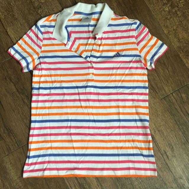 Adidas 大童XL Polo衫