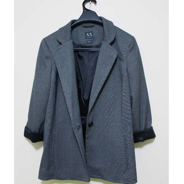 Armani Exchange Women's Grey Blazer